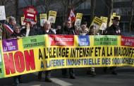 Ferme-usine des 1 000 vaches : un procès injuste, un projet dangereux