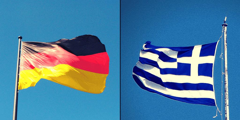 Comment l'Allemagne profite de la crise grecque
