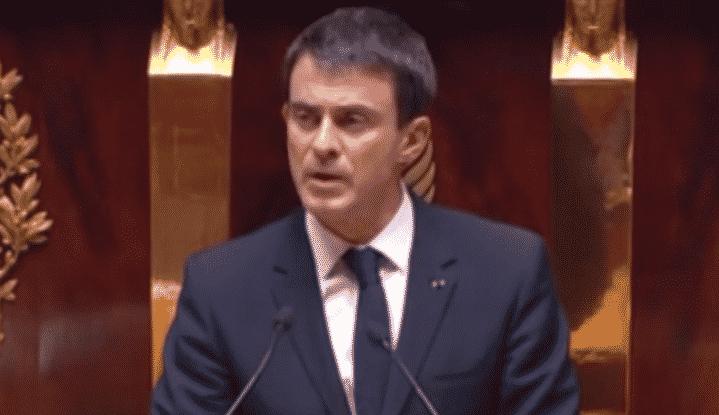 49.3 : Pour la censure du gouvernement Valls