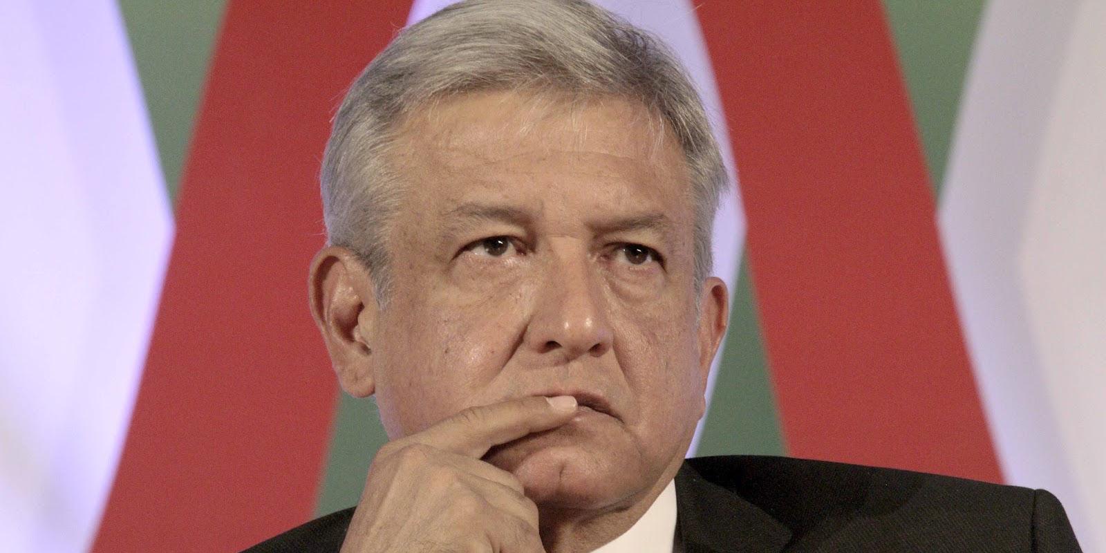 Un Mexicain sans sombrero sur le nez ? - <i>À propos d'Andrés Manuel López Obrador</i>