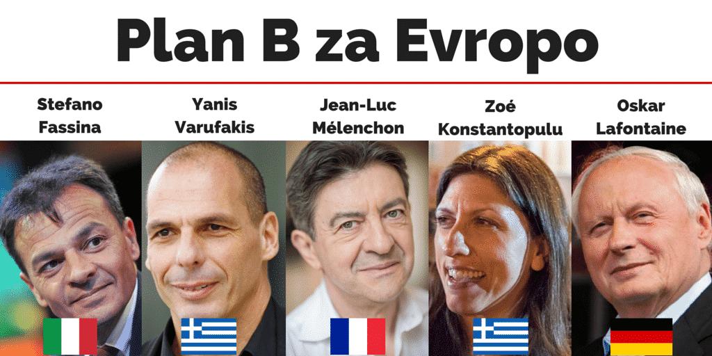 Plan B za Evropo