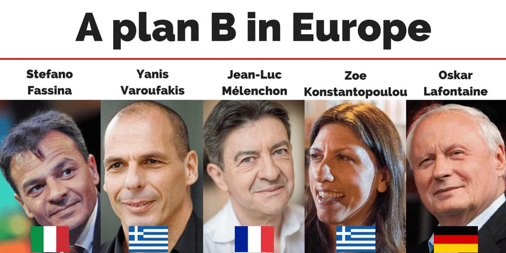 A Plan B in Europe