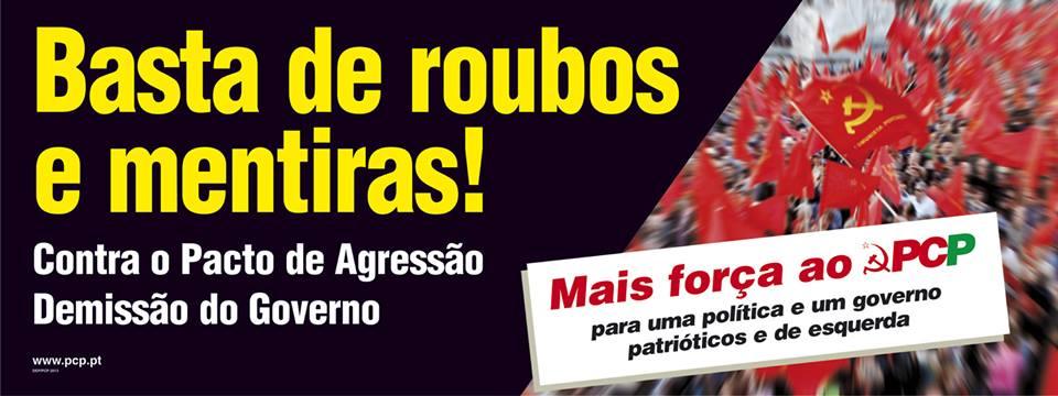 portugal basta de rubios y mentiras