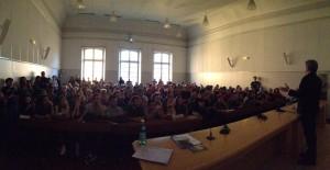 conference melenchon aix-en-provence