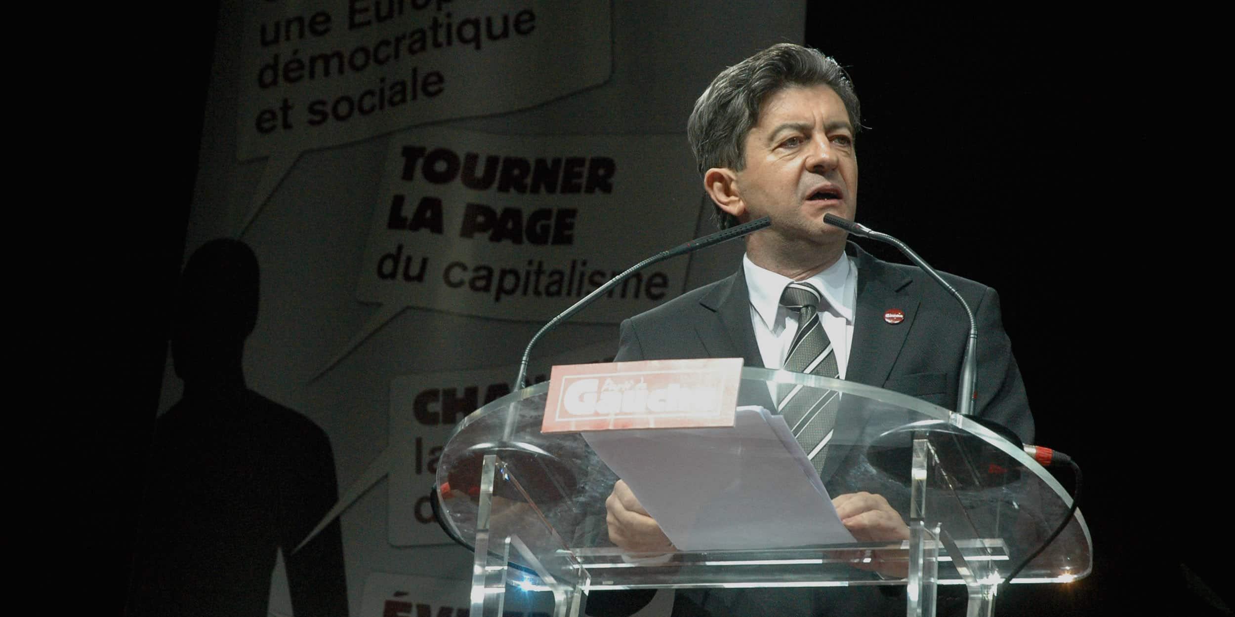 Discours au meeting de lancement du Parti de Gauche