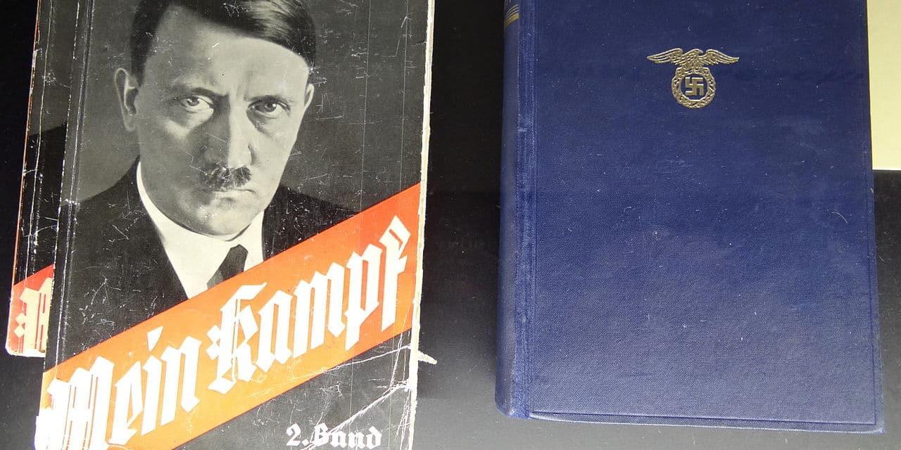 Non ! Pas « Mein Kampf » quand il y a déjà Le Pen !