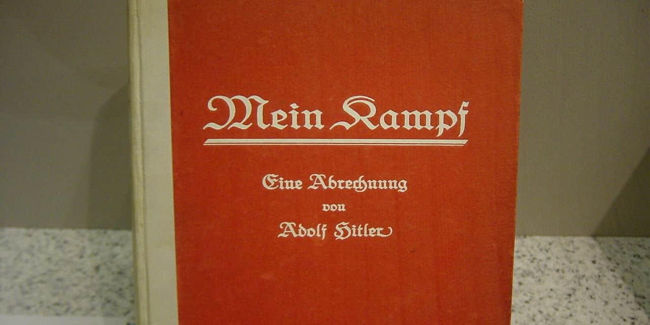 D'autres arguments contre la réédition de « Mein Kampf »