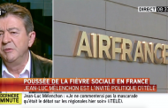 Air France : « La direction joue la politique du pire »