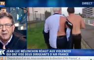Air France : la violence, ce sont les licenciements
