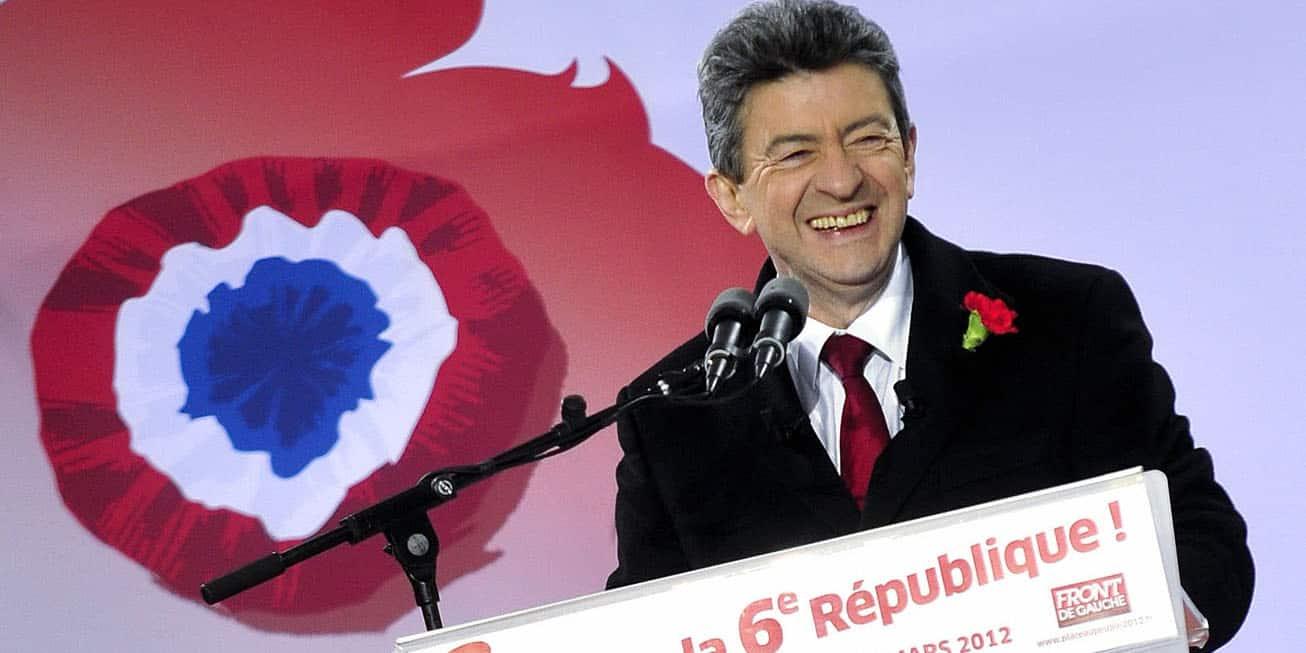 Discours place de la Bastille le 18 mars 2012