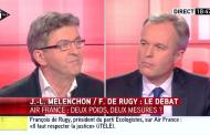 Débat avec François de Rugy sur l'écologie