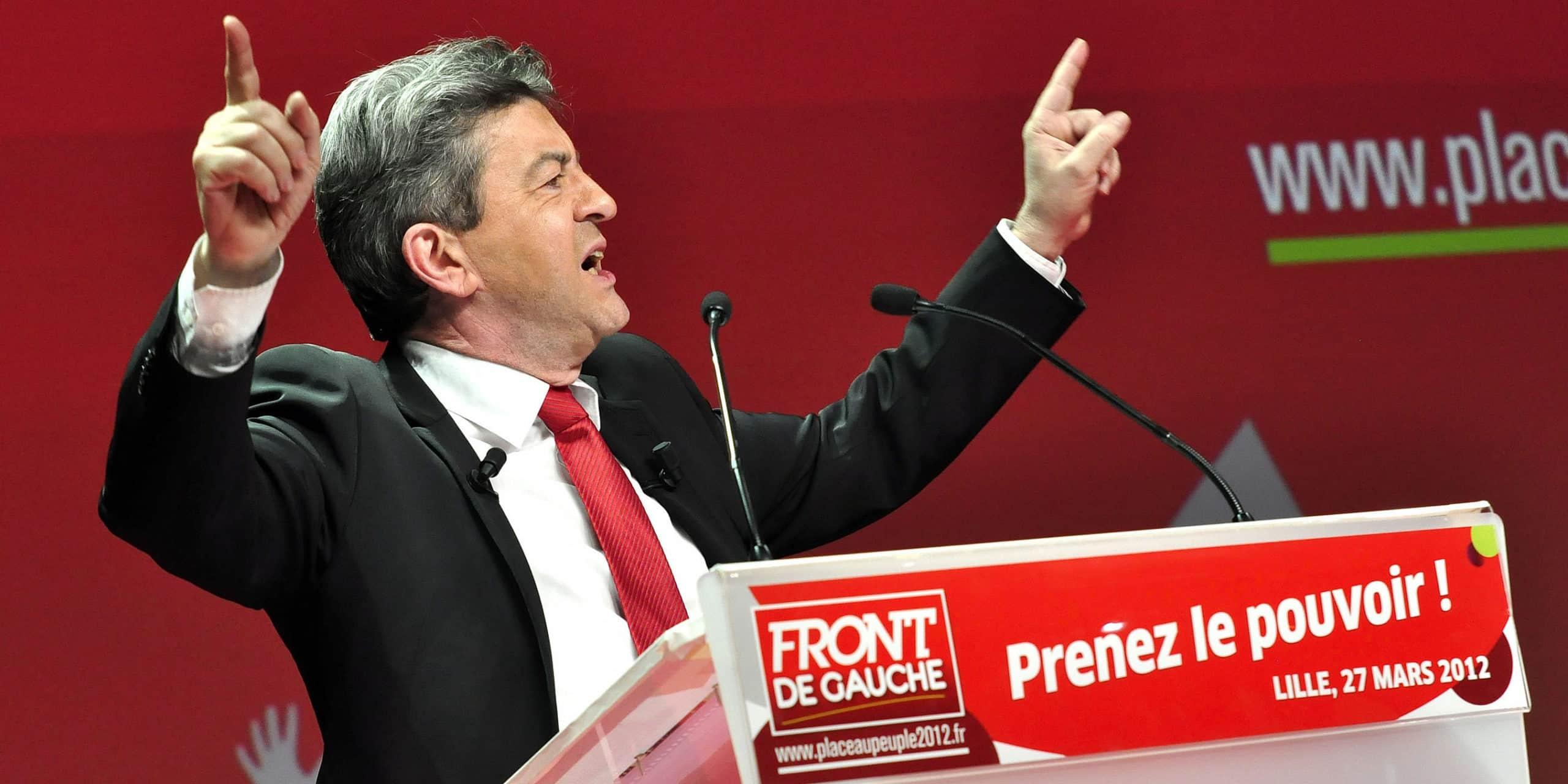 Discours au meeting de Lille