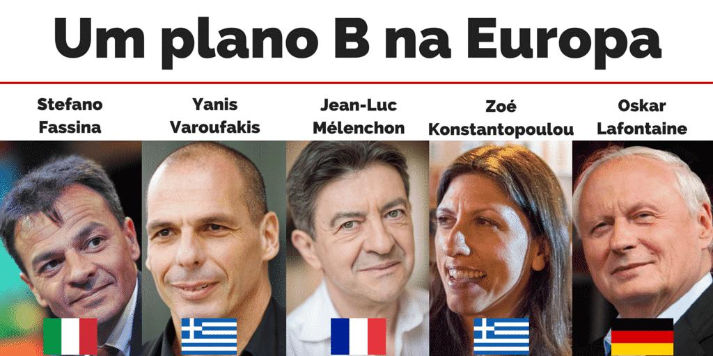 Por um Plano B na Europa