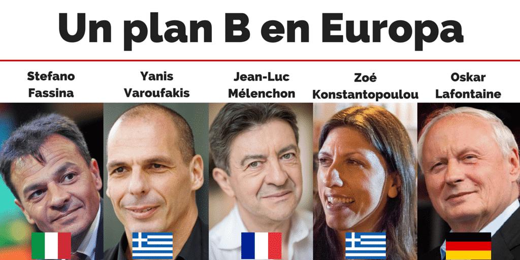 Por un plan B en Europa