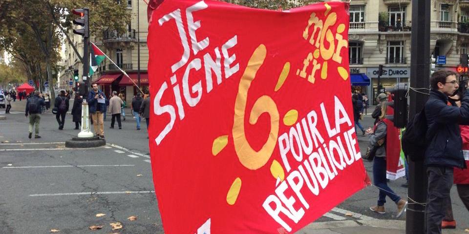 Elections régionales : non au poison de la Ve République !