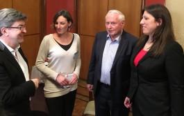 Conférence de presse au sommet pour un Plan B en Europe