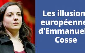 Europe : les illusions d'Emmanuelle Cosse