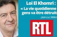 Loi El Khomri : « La vie quotidienne des gens va être détruite »