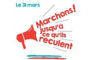 Le 31 mars, jour du peuple insoumis