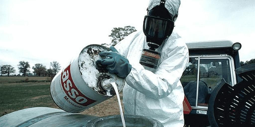 La macronie kiffe le glyphosate et truque l'enquête