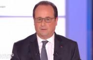 Il paraît que Hollande était à la télé ! A quoi bon en parler ?