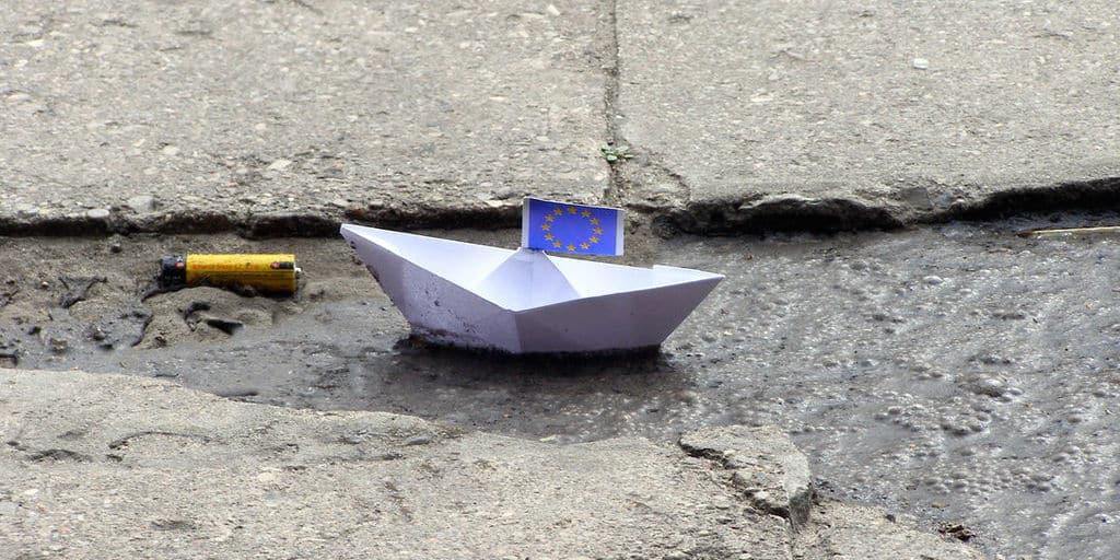 La loi El Khomri c'est la faute à l'Europe. Le 28 avril, on dit «non» !