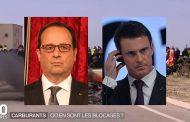 Les bloqueurs, ce sont Valls et Hollande