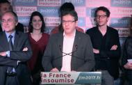 Conférence de presse sur la démarche programmatique de la France insoumise