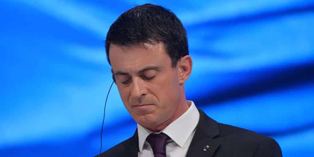 Valls est à portée de main, la loi El Khomri à portée de poubelle