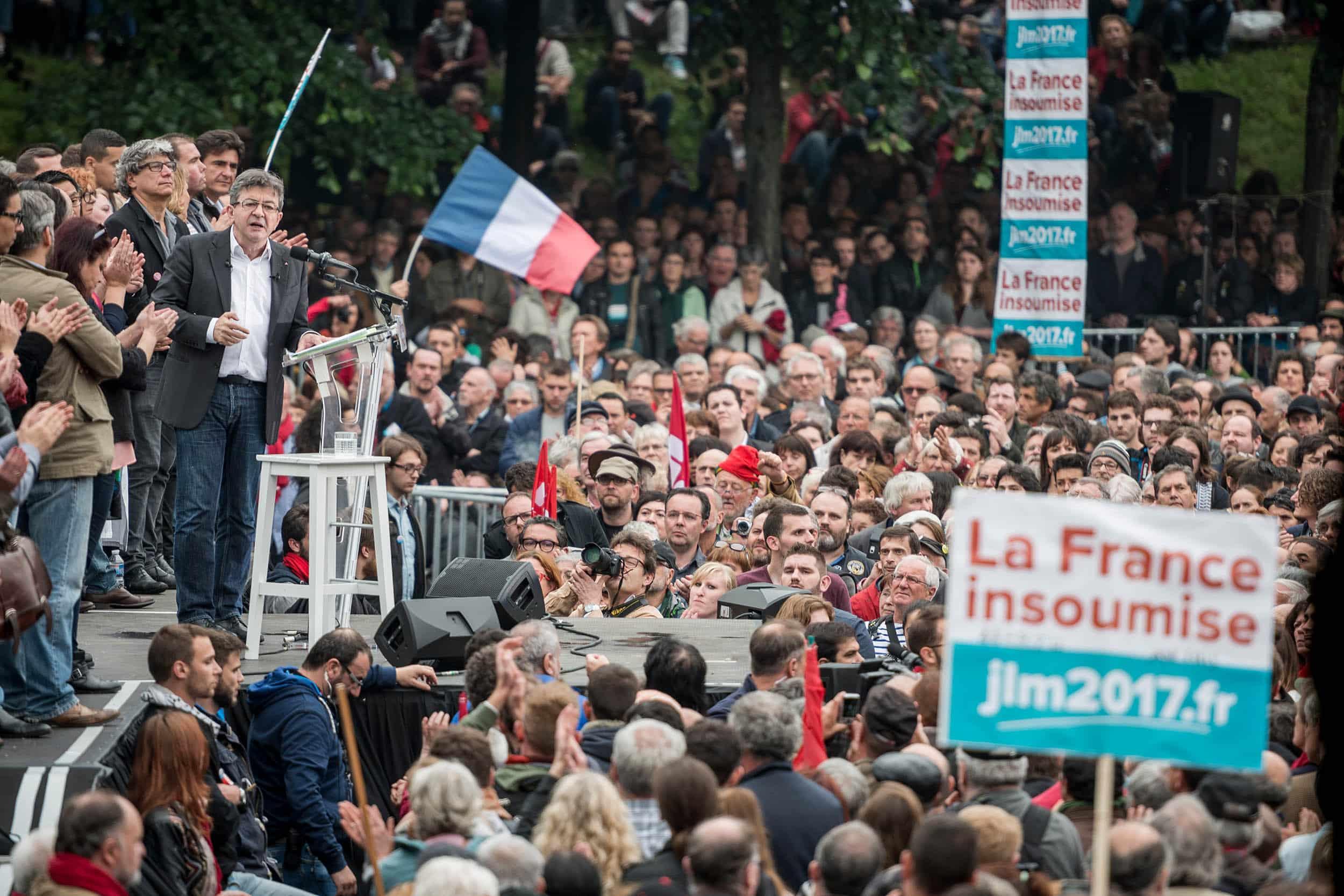 Mélenchon est-il parti tout seul à la présidentielle ? Ou de l'amnésie collective.