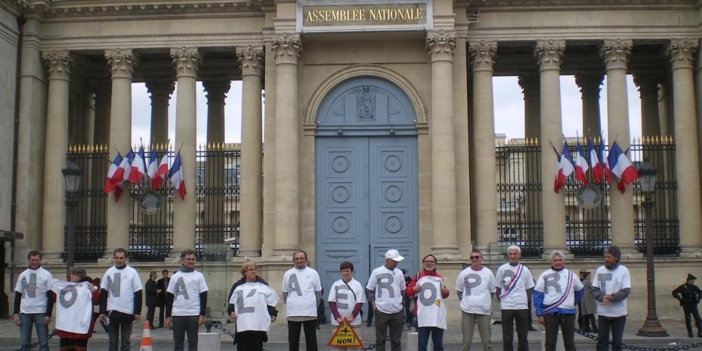 Notre-Dame-des-Landes : la cause n'atterrit pas !