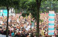 Défilé de la France insoumise - 5 juin 2016