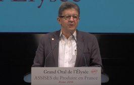 Discours aux assises du Produire en France