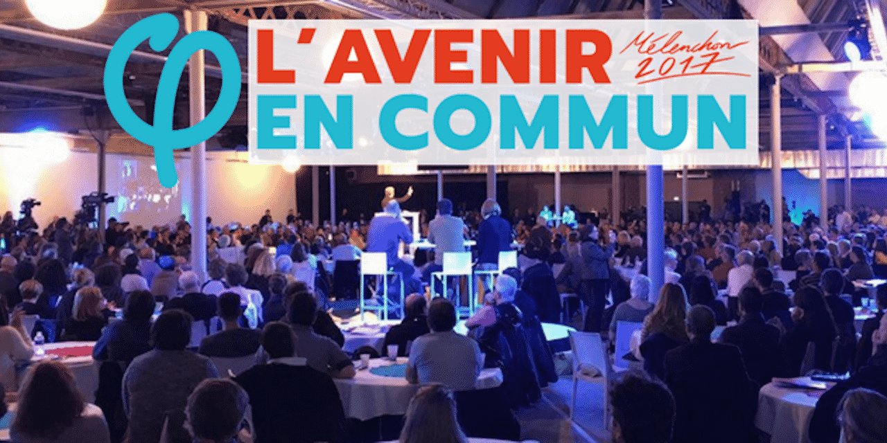 Adresse au peuple français - Convention de la France insoumise