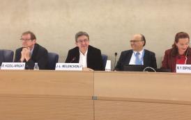 Intervention à l'ONU au Conseil des Droits de l'Homme