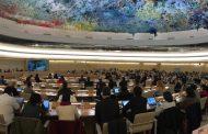 De retour de l'ONU