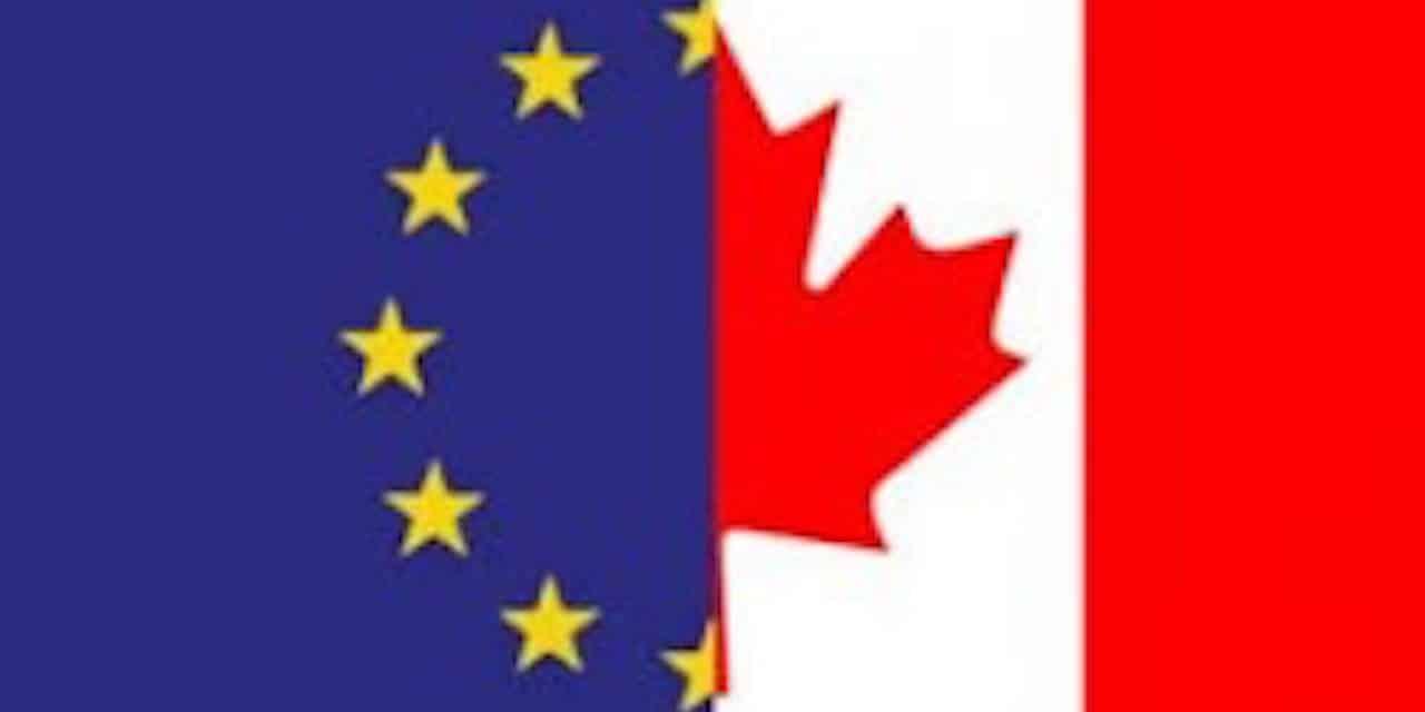 Non à l'accord de libre-échange UE-Canada !