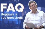 FAQ - Réponse à vos questions - 6e République, cannabis, bio, Youtube, Snowden, Assange...