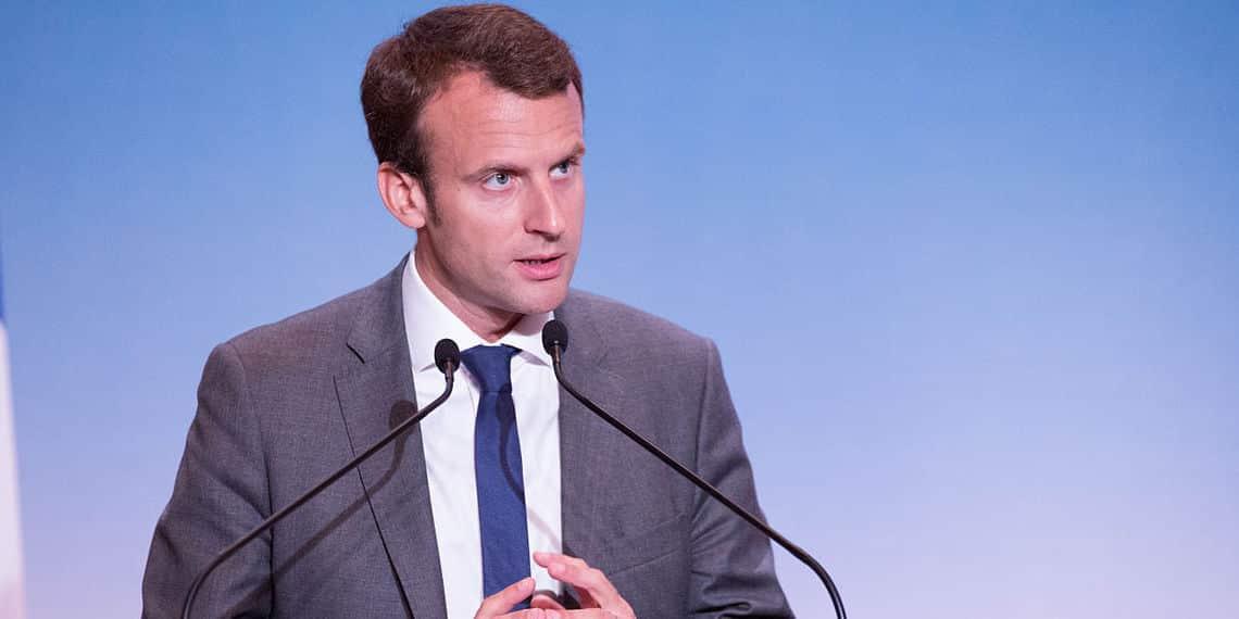 Macron, comme un nouveau masque pour le vieux monde
