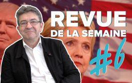 Revue de la semaine #6 - Spécial élections américaines