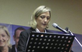 Le Pen au tribunal