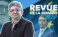 Revue de la semaine #10 - Matteo Renzi, Europe, pauvreté, Snowden, zones mortes dans les océans