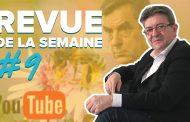 Revue de la semaine #9 - Youtube, programme, Fillon, animaux pollinisateurs en danger