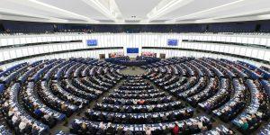 ca chauffe au parlement europeen melenchon