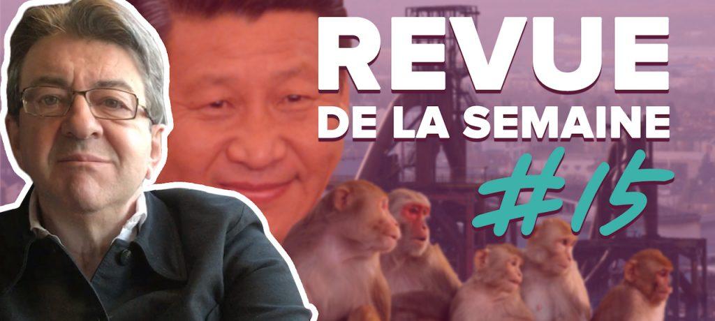 Revue de la semaine #15 - Florange, énergie, arme nucléaire, disparition des singes, souffrance animale, Chelsea Manning