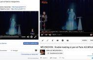 Aux alentours médiatiques du meeting hologramme