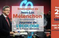 Discours à la journée de l'écologie de la France insoumise