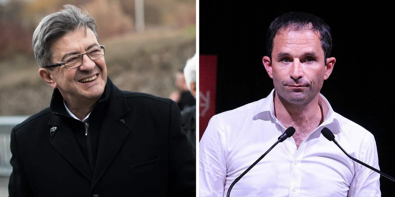 Jean-Luc Mélenchon propose un rendez-vous à Benoît Hamon