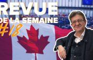 Revue de la semaine #18 : CETA, OTAN, Europe, Secours catholique à Calais