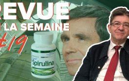 Revue de la semaine #19 : Spiruline, construire en terre, Émission politique, nucléaire américain